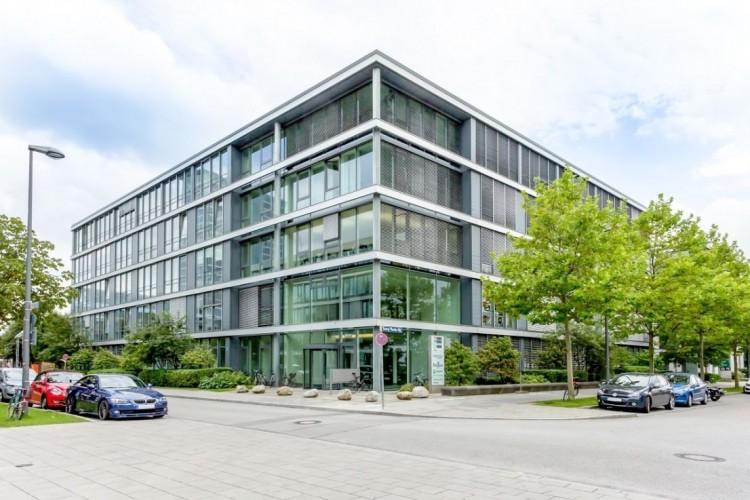 Marcel-Breuer-Straße 15, München