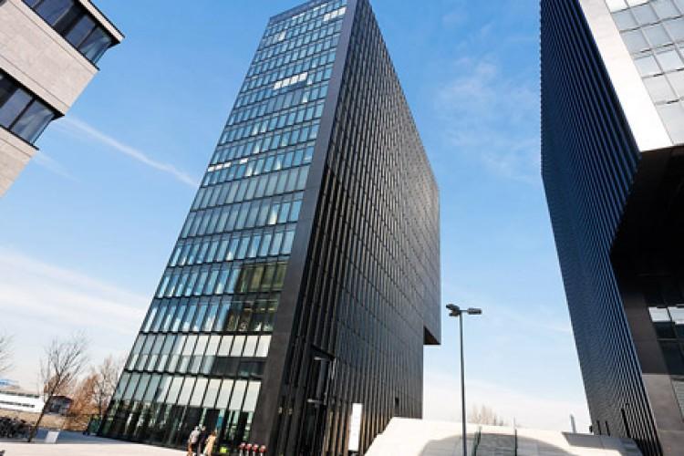 Büro: Speditionstraße 21 in Düsseldorf