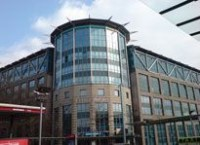 Büro: Flughafenallee in Bremen